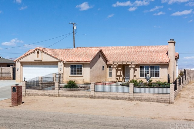 21110 S. Charlene Place, California City, CA 93505