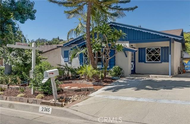2745 W Dalepark Drive, San Dimas, CA 91773