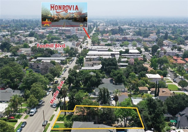167 N Myrtle Avenue, Monrovia, CA 91016