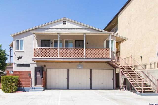 367 Burchett Street, Glendale, CA 91203