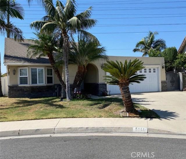 5141 Blairwood Drive, La Palma, CA 90623