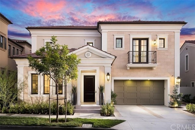 Ideally located in Irvine's Grandest New Gated Community of Hidden Canyon by Toll Brothers! Fully completed new home with landscaping and finely appointed finishes. Capri Collection's Popular Ojai floor plan. 5 bedroom estate home features formal spectacular entrance. High ceilings, elegant light fixtures, and Parisian wall paneling. Formal living room. California Great room with spacious open space perfect for entertaining guests. State of the art kitchen. Stainless steel appliances, custom back splash, double islands w/granite counter tops, breakfast bar seating. Downstairs bedroom with full bath. Backyard oasis with resort-like amenities. Tranquil water feature, spacious grass play area, custom built in BBQ with additional covered outdoor eating space with wall mounted flat screen TV to enjoy! Master Bedroom Suite offers quiet luxury. his/her walk-in closets, Custom premium built-in closet organizers. Spa inspired jet tub, and upgraded walk-in shower. Additional 3 generous-sized upstairs bedroom suites with private bath. Open loft area upstairs for office or study. Restoration Hardware chandeliers, designer paint/wallpaper, plantation shutters, and premier hard wood floors grace this elegant and spacious estate home. Gorgeous Hidden Canyon Retreat with Olympic size pool, resort style covered cabanas, fully furnished clubhouse for parties and gatherings. Award-winning Irvine school district. Minutes from Irvine Spectrum, Whole Foods, entertainment, and Laguna Beach!