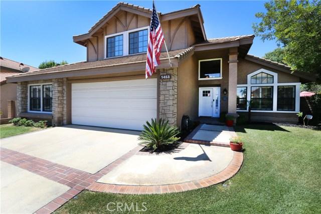 1453 Panorama Street, Upland, CA 91784