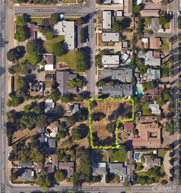 4833 N Arthur Avenue, Fresno, CA 93705