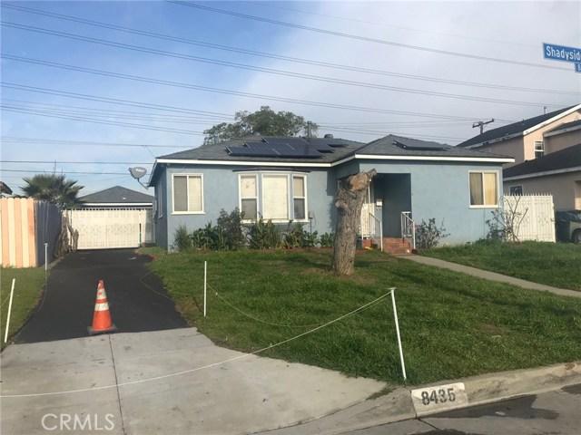8435 Summerfield Avenue, Whittier, CA 90606