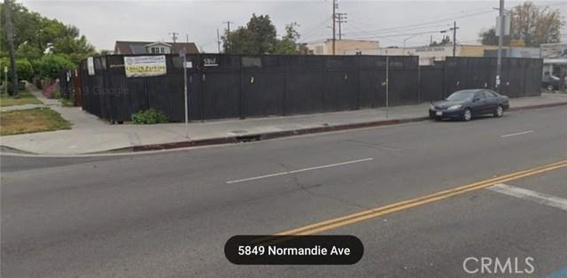 5841 S Normandie Avenue, Los Angeles, CA 90044
