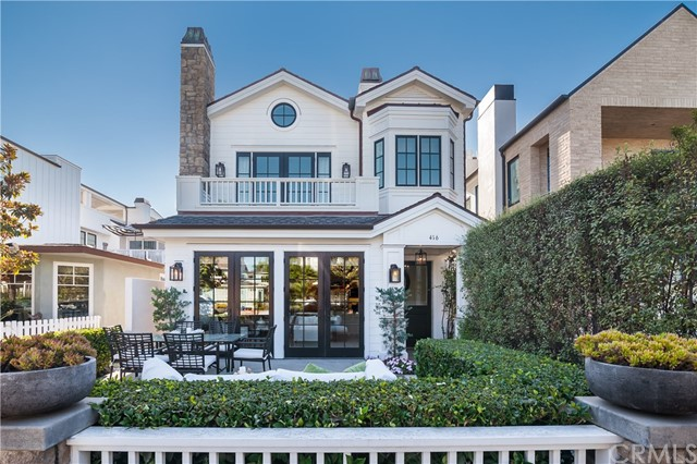416 Orchid | Corona del Mar North of PCH (CNHW) | Corona del Mar CA