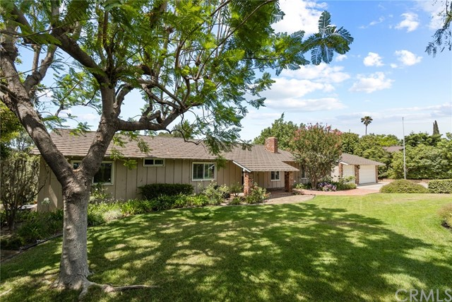 Situated among the finest homes in Fullerton.  This country home is over 2900 s.f. on a 35,000+ s.f. lot in Sunny Hills! This sprawling ranch has 4 bedrooms and 2.5 baths.  Huge family room on lower level with multiple sets of French doors taking you to wrap around decking. Inside laundry and 3-car garage. ADD: more square footage, swimming pool, sports court,  tennis court, ADU this lot has endless possibilities, with no worries about the investment in this neighborhood. This home is surrounded by multi-million dollar properties. Property is structurally sound, needs updating. Let your creative juices flow!  Best schools.