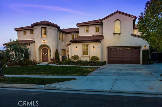 561 S La Salle Street, Redlands, CA 92374