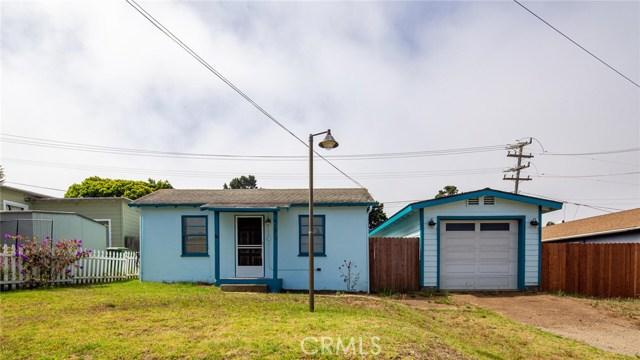 960 Balboa, Morro Bay, CA 93442