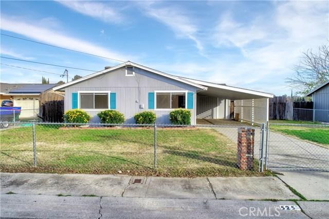 525 MARGUERITE, Corning, CA 96021
