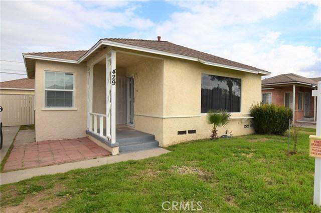 429 E 138th Street, Los Angeles, CA 90061
