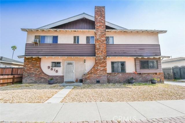 9616 San Carlos Avenue, South Gate, California 90280, ,Residential Income,For Sale,San Carlos,CV20036807