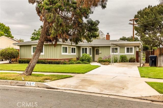 712 S Eureka Street, Redlands, CA 92373