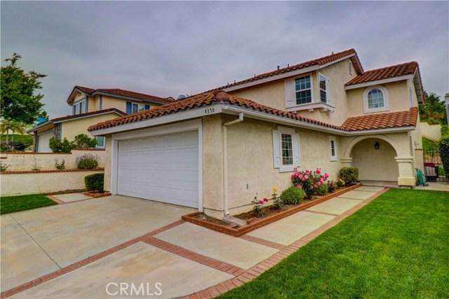 4350  Via Del Obispo, Yorba Linda, California