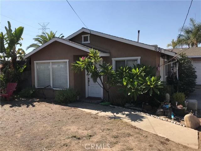 1131 Wehner Lane, San Dimas, CA 91773