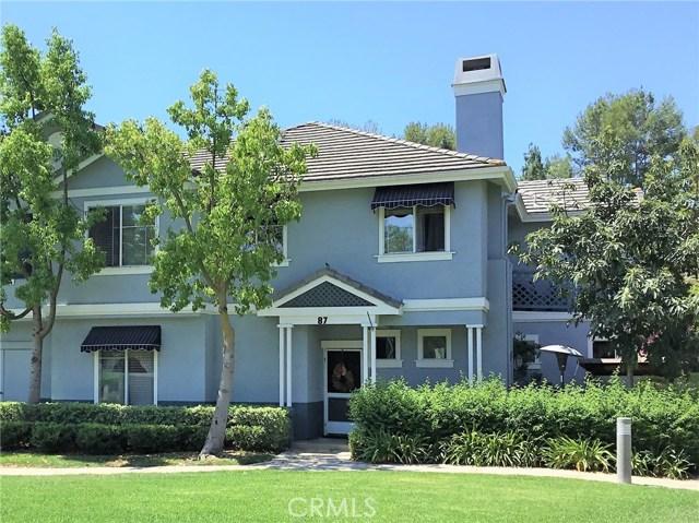 87 Carlsbad Lane, Aliso Viejo, CA 92656