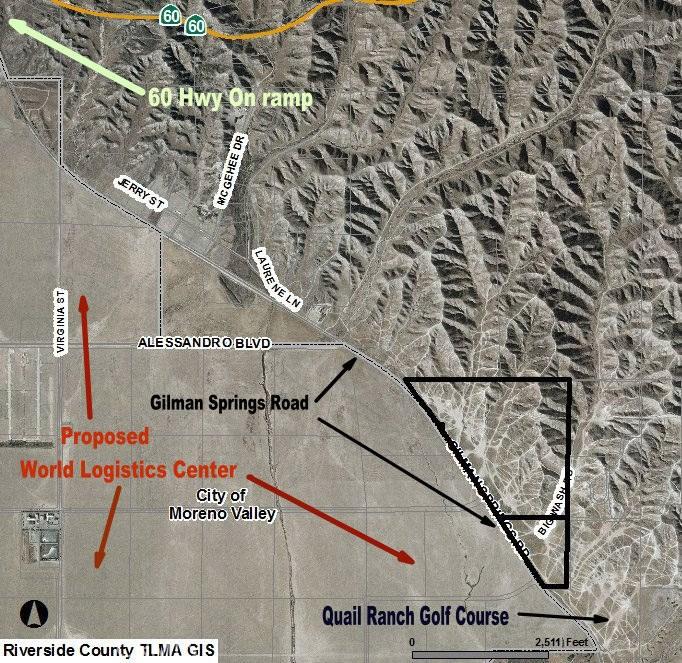 Photo of 14601 Gilman Springs Road, Moreno Valley, CA 92555