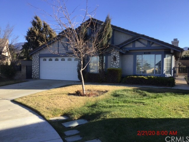 41124 Round Hill Court, Cherry Valley, CA 92223