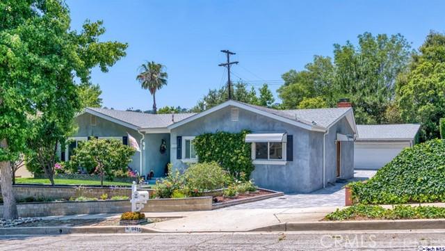 9415 Cerro Vista Drive, Tujunga, CA 91042