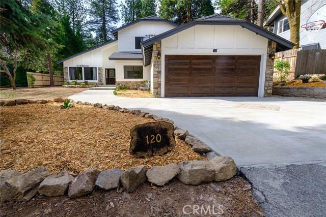 120 Pine Ridge Road, Crestline, CA 92325