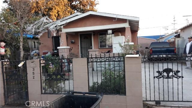 354 E 71St  St, Los Angeles, CA 90003