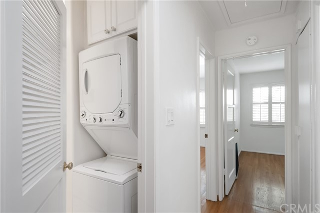 Private Laundry Area