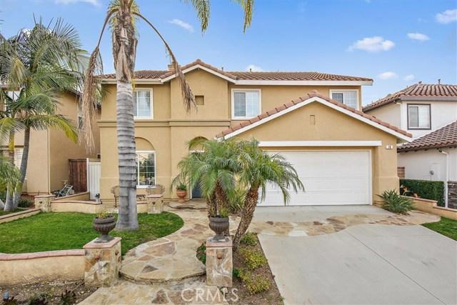 18 Via Pelayo, Rancho Santa Margarita, CA 92688