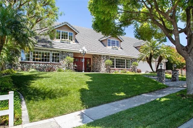 1741 E North Hills Drive, La Habra, CA 90631