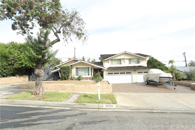 15359 Shefford Street, Hacienda Heights, CA 91745