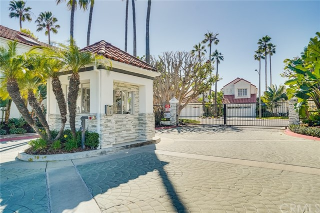 This Gated Community Offers Complete Security including a Guard and Camera System