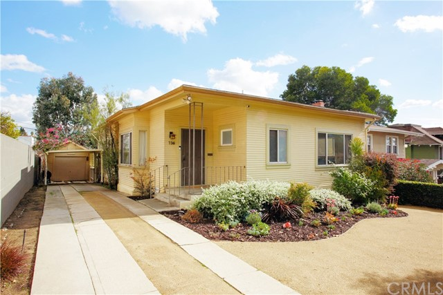 736 N La Fayette Park Place, Silver Lake, CA 90026