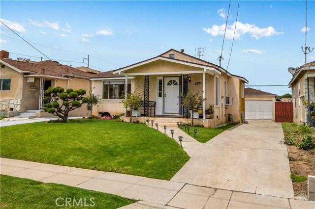 4751 W 137th Street, Hawthorne, CA 90250