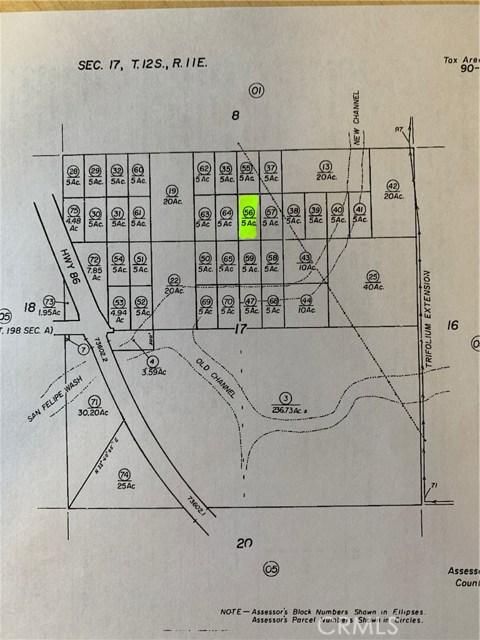 0 Near Hwy 86, Brawley, CA 92227