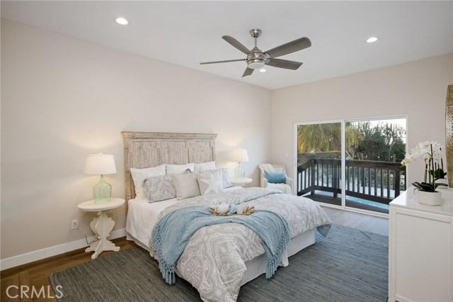 Lower level - master suite bedroom
