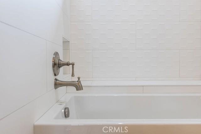 Glass shower door is not pictured