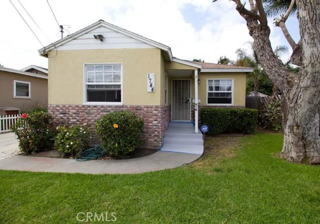 1744 W Arlington Street, Long Beach, CA 90810