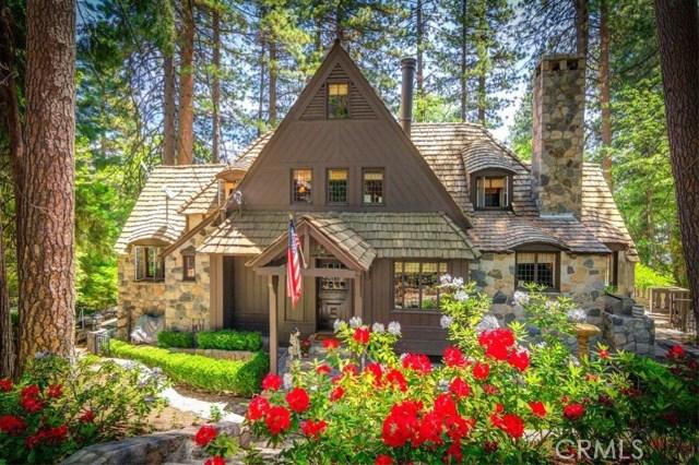 27784 Hamiltair Drive, Lake Arrowhead, CA 92352