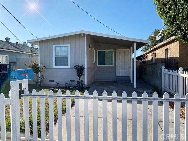 15327 Pimenta Avenue, Paramount, California 90723, 3 Bedrooms Bedrooms, ,1 BathroomBathrooms,Residential,For Sale,Pimenta,MB21000729
