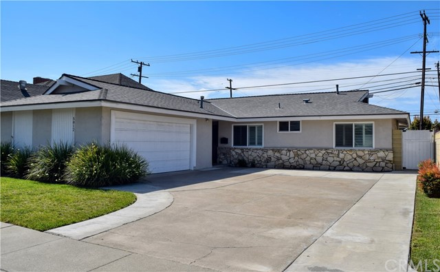Come home to this beautiful 4 bedroom 2 bath home equipped with solar!
