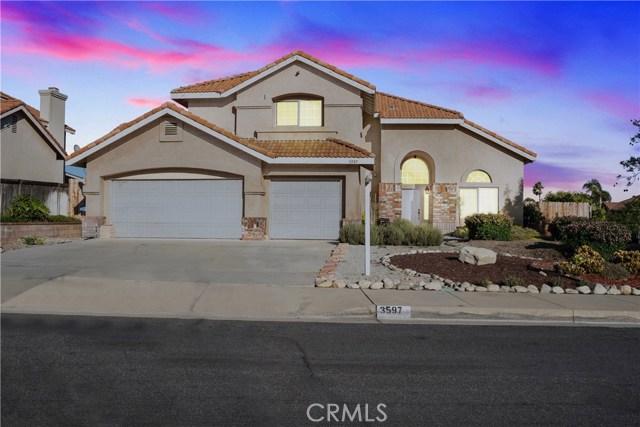 3597 Morning Glory Drive, Rialto, CA 92377