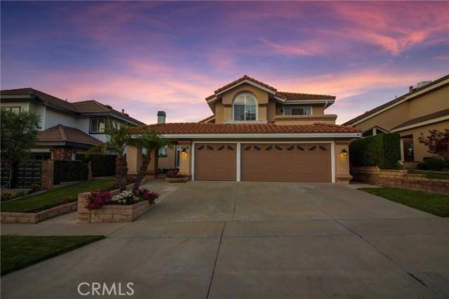 2575  Redrock Drive, Corona, California