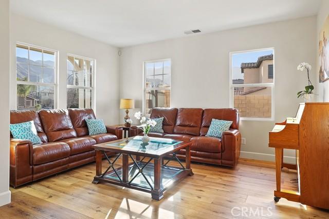 Views views views in the formal living room