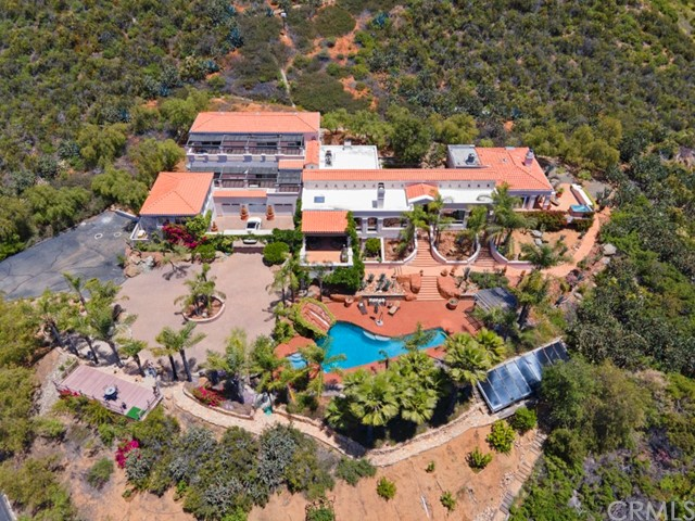 Welcome to the Oasis on Ortega Highway - nestled in the San Juan Capistrano Mountains just 20 miles from the gorgeous beaches of South Orange County is this 7000+ square foot home on 5.5 acres.