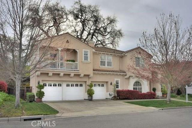 1239 Sunrise Ridge Drive, Lafayette, CA 94549