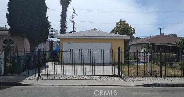 1816 E 83rd Street, Los Angeles, CA 90001