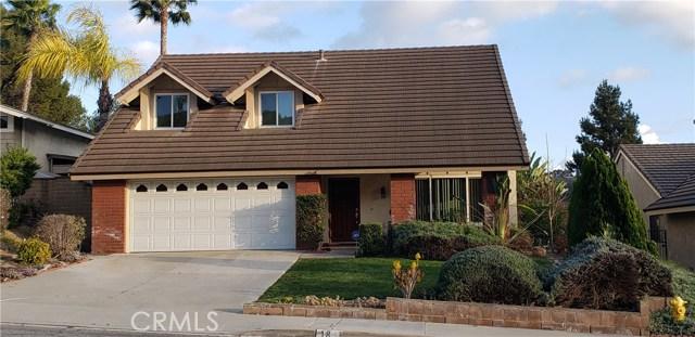 18 CANYON RIM Road, Phillips Ranch, CA 91766