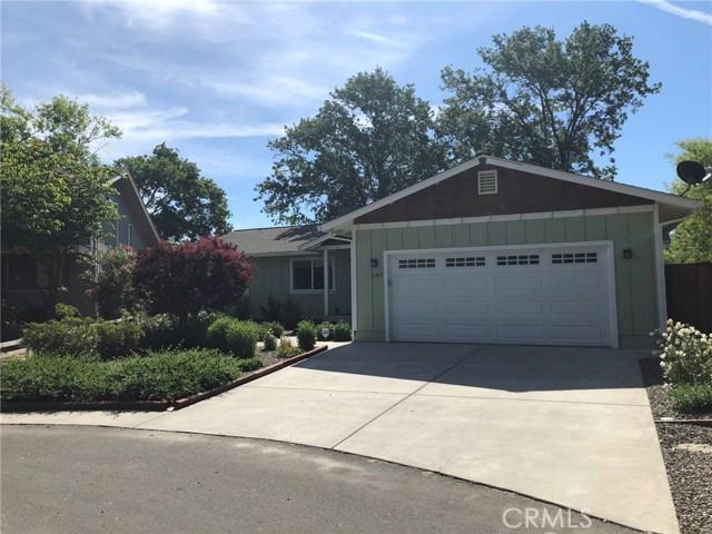 542 Spinnaker Court, Clearlake Oaks, CA 95423