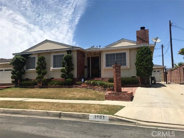 1181 W. Grant Street, Wilmington, CA 90744