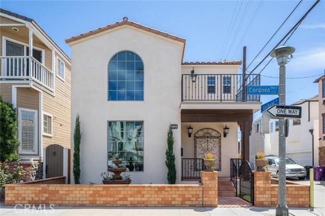 110 Cordova, Long Beach, CA 90803